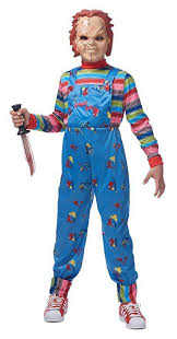 Halloween Costumes Chucky Costume Culture Franco Childs Play Chucky Child Boys Halloween