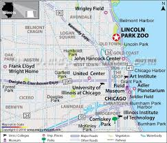 chicago zoo map lincoln park zoo chicago il map facts best time to visit