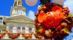 disney world halloween desktop background first halloween decorations at magic kingdom 2014 carved pumpkins