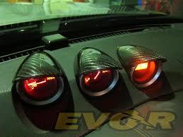 nissan 370z jdm rear fog lamp evo r inc nissan 370z z34 performance parts