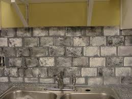 brick tile backsplash kitchen marvelous faux kitchen backsplash 13 bathroom wall paint lovely 5