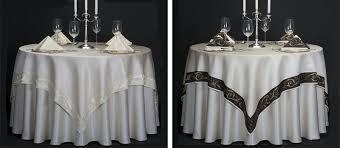 wedding table covers layer wedding table cloth dubai view wedding table