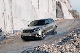 luxury land rover 2018 range rover velar is a no holds barred luxury suv autoevolution