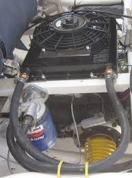oil cooler fan kit oil cooler fan kit 96 plate cooler w fan empi doghouse repair