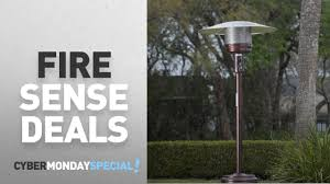 Fire Sense Table Top Patio Heater Top Cyber Monday Fire Sense Deals Fire Sense Hammer Tone Bronze
