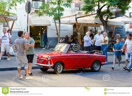 autobianchi vintage small car autobianchi bianchina convertible in catania