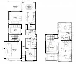 small 2 story floor plans uncategorized 4 bedroom 2 story floor plan top inside greatest