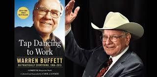 book review tap dancing to work warren buffett on practically