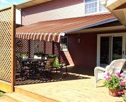 patio ideas retractable patio awning retractable patio awning