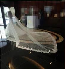 wedding veils for sale hot sale royal cathedral wedding veils tulle lace