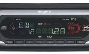 wiring diagram for sony cdx l510x sony cdx gt200 xplod radio