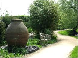 dacco de jardin moderne et pot de fleur design large outdoor