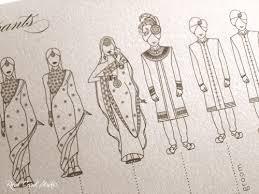 hindu wedding program real card studio henna illustrated indian hindu wedding party program