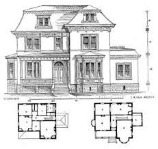 Victorian Era House Plans 6609 Best House Plans Images On Pinterest Architecture House