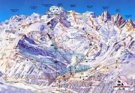 Swiss Alps Map Saas Fee Swiss Ski Resort J2ski