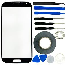 samsung galaxy s4 screen replacement kit including 1 replacement