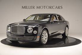 black bentley sedan 2016 bentley mulsanne stock 7121 for sale near westport ct ct
