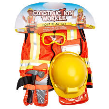 Construction Worker Costume Kids Construction Worker Costume Age 3 6 711827926