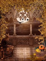 magic box palace pumpkin 150x200cm custom photo backdrops