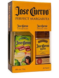 margarita gift set jose cuervo gift set tequila gold 750ml margarita mix 1l the