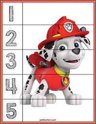 target black friday paw patrol paw patrol number puzzles activities for toddlers with autism