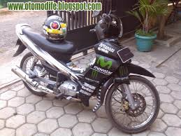 dunia modifikasi motor januari 2014 modifikasi jupiter z 2008 hitam ala movistar yamaha motogp dan Modifikasi%2BJupiter%2BZ%2B2008%2BHitam%2BAla%2BMovistar%2BYamaha%2BMotoGP%2Bdan%2BLorenzo%2BHelm