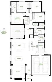 floor plan friday u shaped home paal floorplans castlereag luxihome