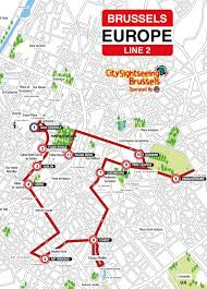 Bus Route Map Brussels Hop On Hop Off Route Map Brussels Hop On Hop Off Bus