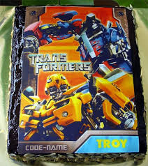 transformer birthday cakes transformers birthday party supplies and cakes hubpages