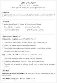 Phlebotomist Job Description Resume by Phlebotomist Resume Phlebotomy Technicians Resume Sampe Http