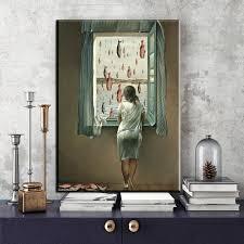 Peinture Moderne Pour Salon by Online Get Cheap Magritte Peinture Aliexpress Com Alibaba Group