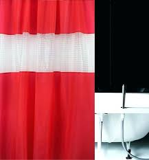And Black Fabric For Curtains Shower Curtains Target Shower Curtains Target And