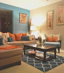 living room new brown turquoise living room decor color ideas