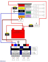 pioneer car audio wiring diagram gooddy org