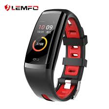 heart healthy bracelet images Lemfo new healthy smart band blood pressure and heart rate ip67 jpg