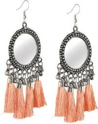 thread earrings thread earrings buy thread earrings online at best prices