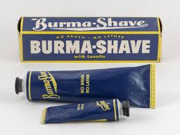 Burma Shave Meme - snapshot meme 59 my husband s burma shave collection allison s