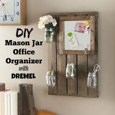 wall organizer for home office