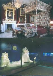 diana burial diana u0027s wedding dress and the princess of wales bedroom althorp