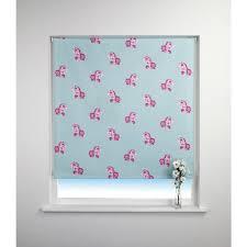 designer kitchen blinds vintage floral designer blackout roller blind 180cm at wilko com
