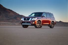 lifted nissan armada 2017 2017 nissan armada full size suv makes world debut at chicago auto