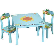 guidecraft childrens table and chairs 57 walmart kids tables steffy wood products kids table walmartcom
