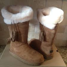 womens ugg plumdale boots ugg brown boots size 9 toddler uggs warm what s it worth