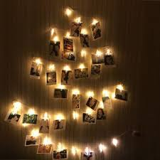 upgraded 50 led photo string lights mzd8391