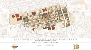 Nmsu Campus Map The Plan Las Cruces Downtown