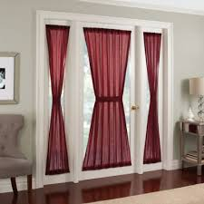 Burgundy Curtains For Living Room Buy Wide Curtains From Bed Bath U0026 Beyond