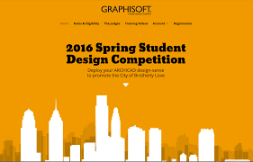 our student design competition site is live bim engine by archicad