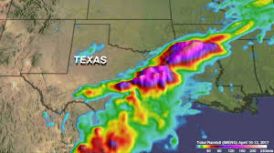 Weather Map Texas Texas U0027 Heavy Rain Measured By Imerg Precipitation Measurement