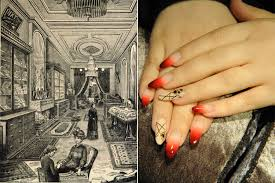 the usa u0027s first nail salon opened in nyc in 1878 new york post