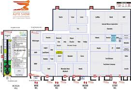 cobo hall floor plan video top of the list porsche to unveil new model at 2011 detroit